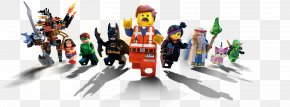 The Lego Movie File - The Lego Movie Videogame Lego Minifigure PNG
