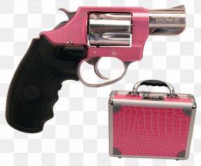 Revolver Gun Barrel Firearm Trigger .38 Special PNG