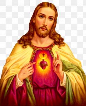 Jesus Christ - Jesus Sacred Heart Catholic Devotions Novena PNG
