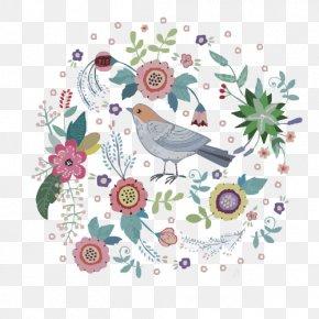Clothing Cartoon Bird Prints - T-shirt Hoodie Clothing Neckline Unisex PNG