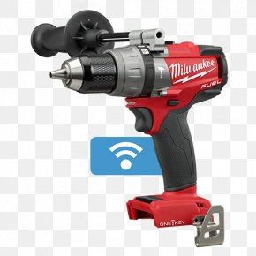 Drill Milwaukee Tool - Milwaukee Electric Tool Corporation Augers Hammer Drill Cordless PNG