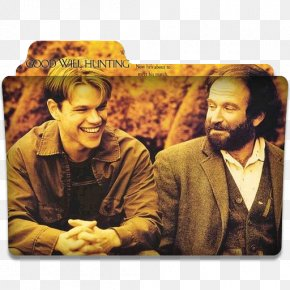 Good Will Hunting - Matt Damon Good Will Hunting Ben Affleck Film Sean Maguire PNG