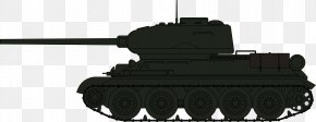 People - Tank T-34-85 Military Clip Art PNG