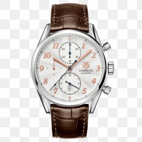 Wristwatch Image - Counterfeit Watch TAG Heuer Chronograph Automatic Watch PNG