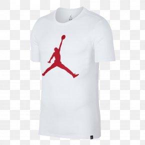 T-shirt - T-shirt Jumpman Air Jordan Clothing Jacket PNG