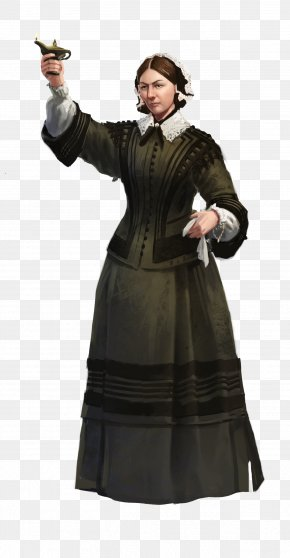 Assassin Creed Syndicate - Assassin's Creed Syndicate Florence Nightingale Concept Art PNG