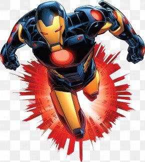 Ironman - Iron Man 3: The Official Game Black Panther Howard Stark Iron Man's Armor PNG