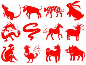 Chinese New Year - Chinese Zodiac Chinese New Year Animal Chinese Astrology PNG