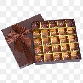 Multi-cell Design Candy Box - Chocolate Box Art Chocolate Box Art Candy PNG