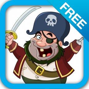 Pirate - Piracy Clip Art PNG