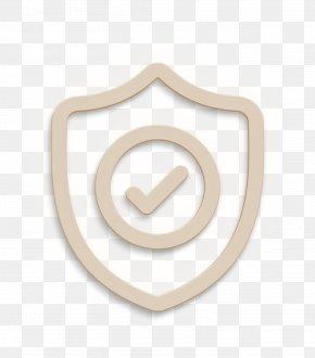 Logo Symbol - Shield Icon PNG