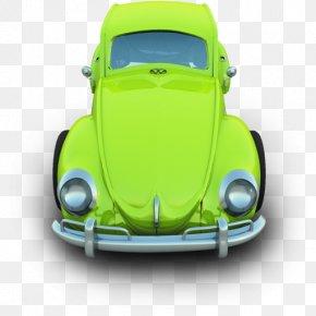 Beatle - Mid Size Car Vintage Car Automotive Exterior Compact Car PNG