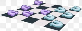 Checkered Board - Board Game Product Design Square Meter Purple PNG