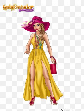 Summer Carnival - Lady Popular Fashion Idea Video Game PNG