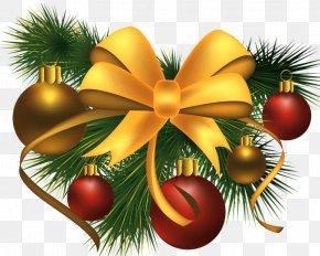 Santa Claus - Santa Claus Rudolph Christmas Decoration Christmas Ornament PNG
