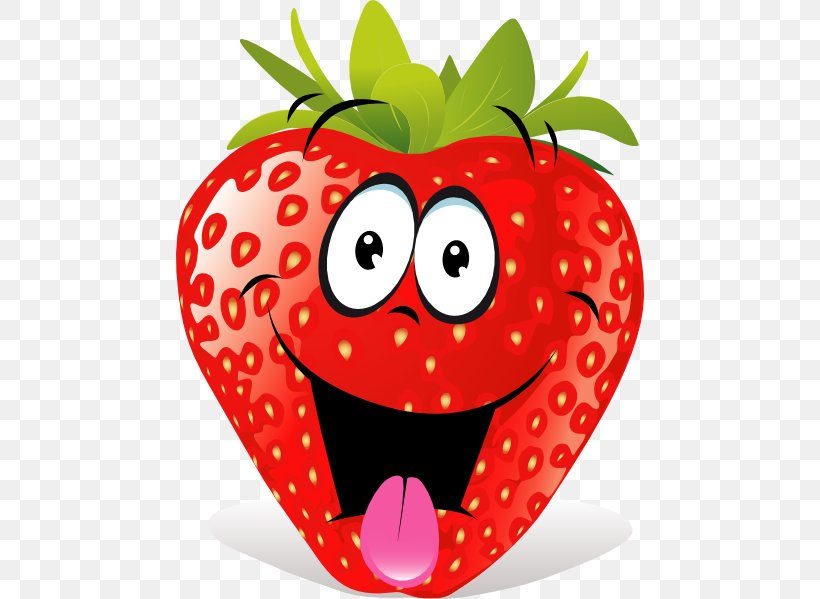 Shortcake Strawberry Cartoon Clip Art, PNG, 468x599px ...