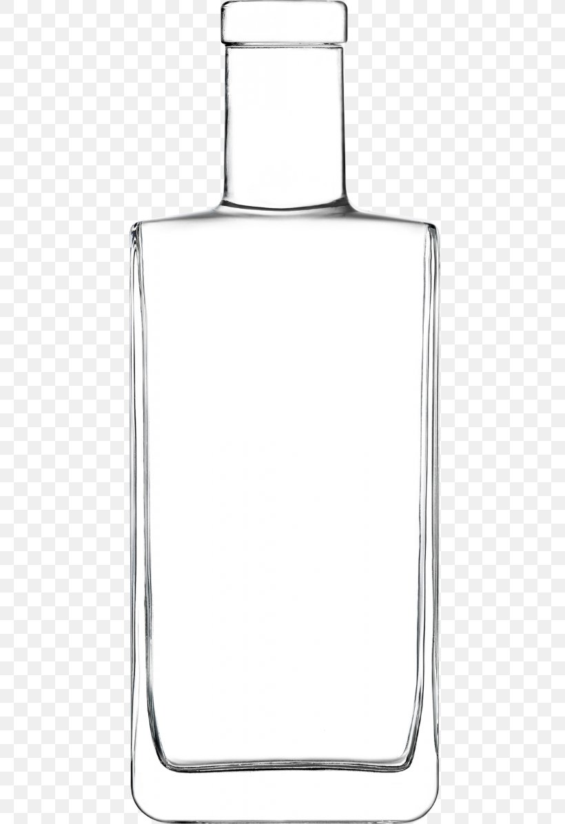 Glass Bottle White, PNG, 619x1196px, Glass Bottle, Barware, Black And White, Bottle, Drinkware Download Free