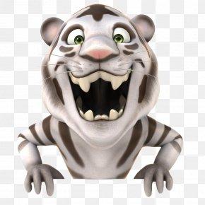 3D Tiger - Tiger 3D Computer Graphics Photography PNG