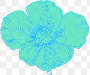 Poppy - California Poppy Clip Art PNG