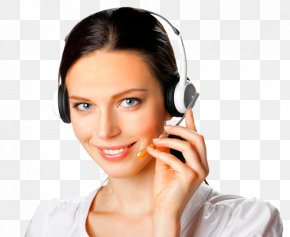 Woman Call - Call Centre Customer Service Telephone Call Stock Photography PNG