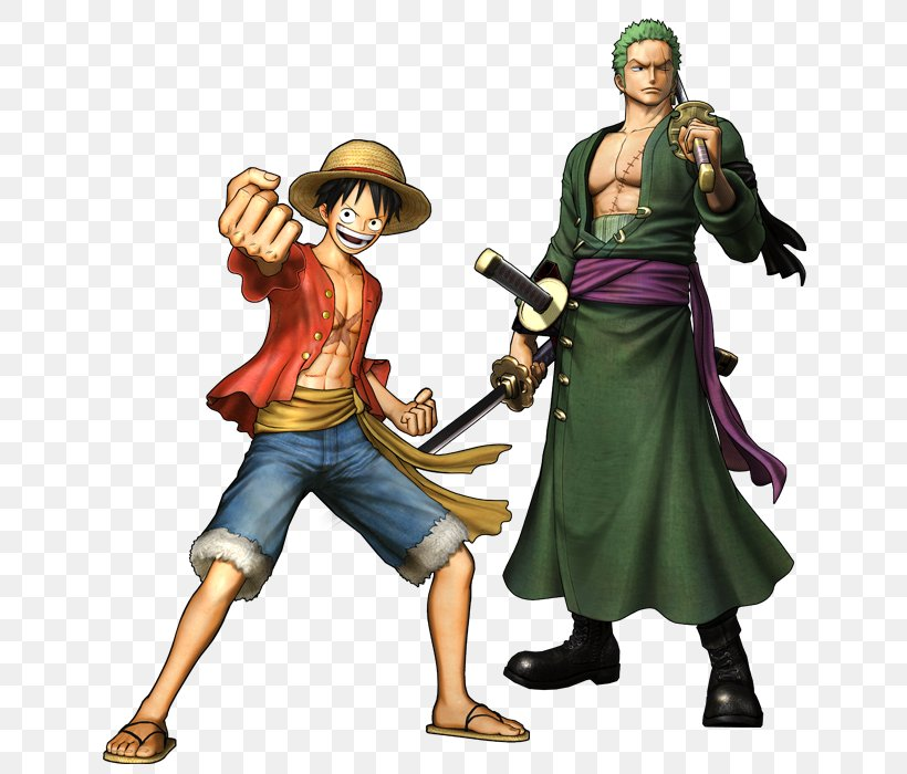 Monkey D. Luffy One Piece: Pirate Warriors 3 Portgas D. Ace Monkey D. Garp, PNG, 673x700px, Monkey D Luffy, Action Figure, Art, Cartoon, Character Download Free
