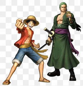 One Piece - Monkey D. Luffy One Piece: Pirate Warriors 3 Portgas D. Ace Monkey D. Garp PNG