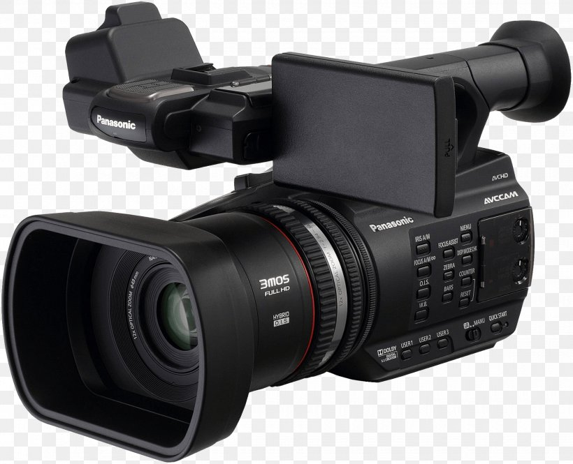 Panasonic AG-DVX100 Video Camera 1080p Camcorder, PNG, 1840x1493px, Video Cameras, Avchd, Camera, Camera Accessory, Camera Lens Download Free