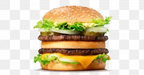 Burger King - Big King Whopper Hamburger Cheeseburger Burger King PNG