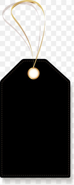 Black Simplified Tag - Price Tag Google Images Black PNG