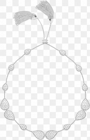 Necklace Clipart - Boucheron Necklace Jewellery Earring Gold PNG