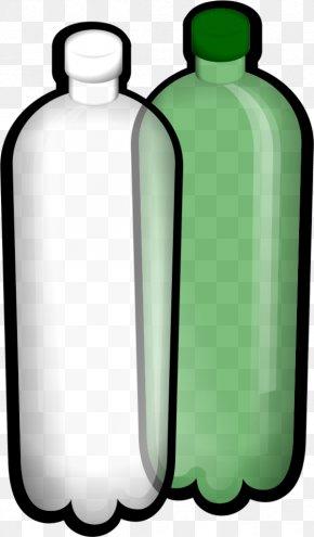 Water Bottle Clipart - Fizzy Drinks Plastic Bag Plastic Bottle Clip Art PNG