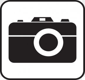 Fotoapparat Clipart - Photographic Film Camera Photography Clip Art PNG