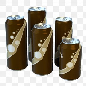 Brown Beer Can - Beer Can House Beverage Can Alcoholic Drink PNG