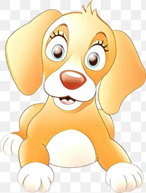 Sporting Group Dog Breed - Cartoon Animated Cartoon Clip Art Puppy Dog PNG