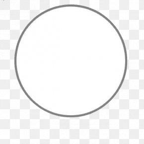 Gray Circle - Circle Area Point Angle White PNG
