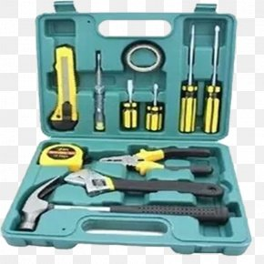 Green Toolbox - Toolbox Hand Tool Wrench Screwdriver PNG