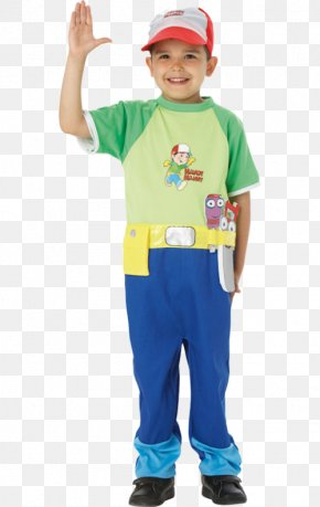 Child - Handy Manny Disguise Costume Child Dress-up PNG