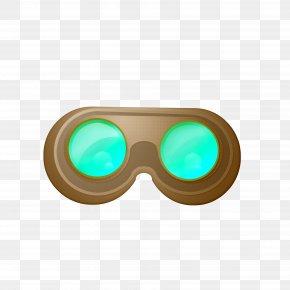 GOGGLES - Goggles Steampunk Glasses Clip Art PNG