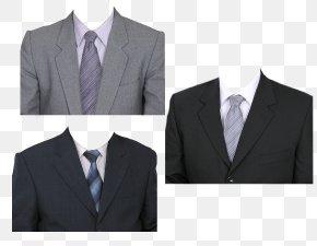 Suit Half-length Photo - Suit Necktie Tuxedo PNG