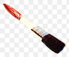 Material Property Inkstick - Paint Brush Cartoon PNG