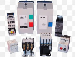 Circuit Breaker Contactor Electric Motor Electricity Electronics PNG