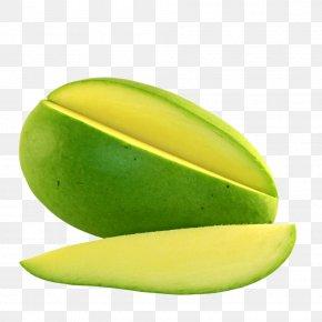 Green Mango Slice - Mango Dasheri Avocado Fruit South Asian Pickles PNG
