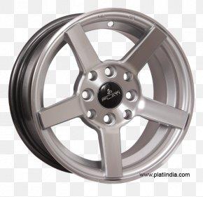 Wheels India - Alloy Wheel Car Tire Rim PNG