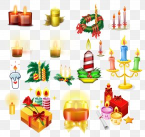 Candles - Lossless Compression Clip Art PNG