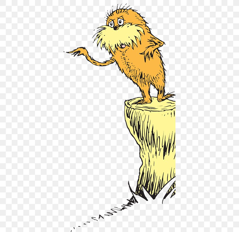 The Lorax Ted I Speak For The Trees For The Trees Have No Tongues Children S Literature