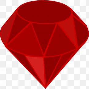 Ruby Cliparts Free - Gemstone Red Ruby Jewellery Pink PNG