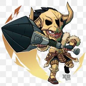 Hammer - Monster Hunter: World Hammer Weapon Fan Art PlayStation 4 PNG