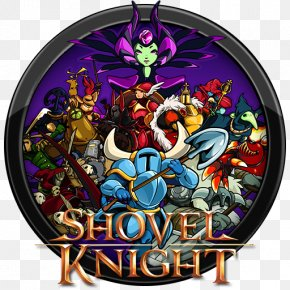 Knight Icon - Shovel Knight Shield Knight Nintendo Switch Indivisible Yacht Club Games PNG