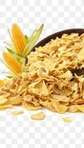 Corn Flakes - Corn Flakes Breakfast Cereal Maize PNG