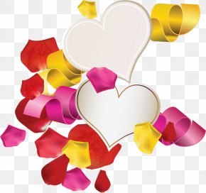 Heart - Heart Valentine's Day Clip Art PNG